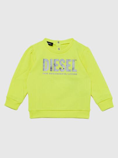 Diesel - SVELIB, Yellow - Sweaters - Image 1
