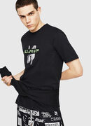 T-JUST-Y23, Black - T-Shirts