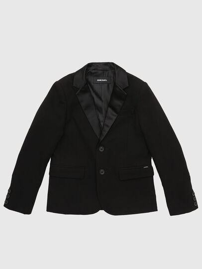 Diesel - JSTONE, Black - Jackets - Image 1