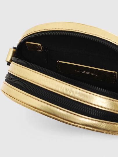 Diesel - OPHITE CHAIN, Gold - Crossbody Bags - Image 5