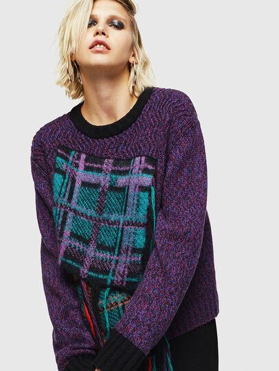 Diesel - M-TARTANN,  - Knitwear - Image 6