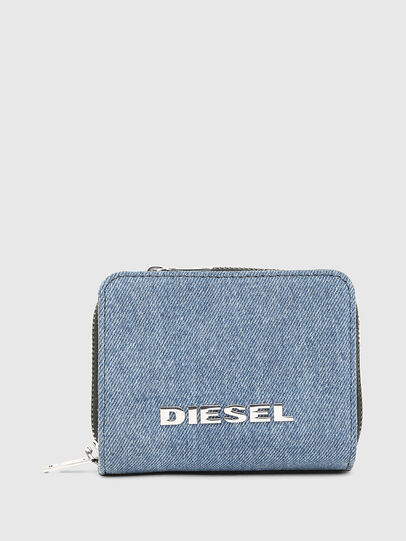 Diesel - OFRIDE, Blue Jeans - Small Wallets - Image 1