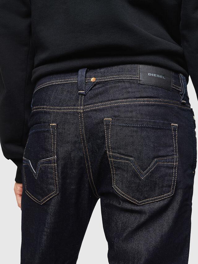 Diesel Larkee 084HN, Dark Blue - Jeans - Image 4