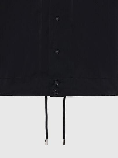 Diesel - S-MOOL-A, Black - Shirts - Image 4
