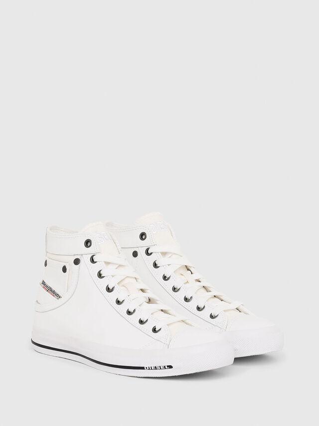 EXPOSURE IV W, White