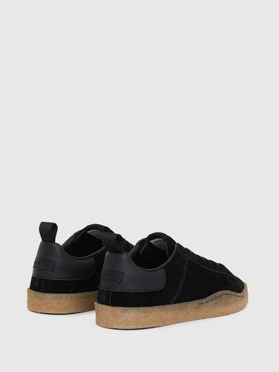 Diesel - S-CLEVER PAR LOW, Black - Sneakers - Image 3
