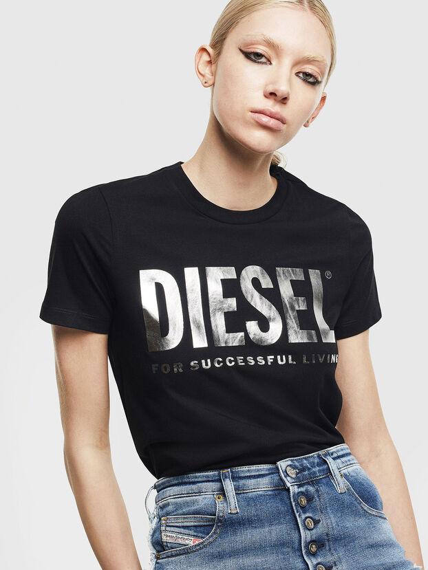 T-SILY-WX, Black/Grey - T-Shirts