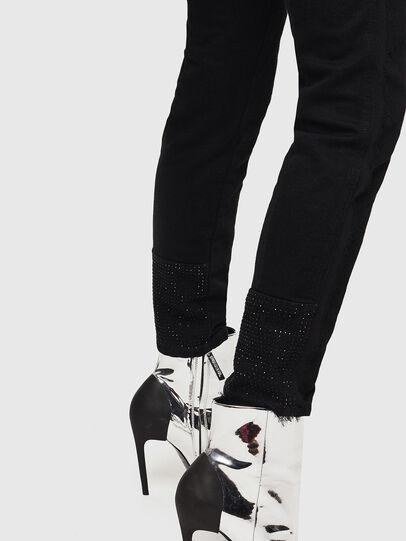 Diesel - Babhila 0NAZH, Black/Dark grey - Jeans - Image 5