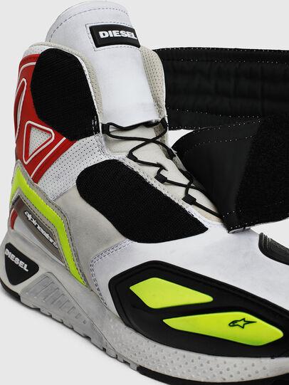 Diesel - ASTARS-SKBOOT, White - Sneakers - Image 4
