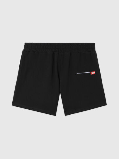 Diesel - UFLB-SKIRZY, Black - Pants - Image 1