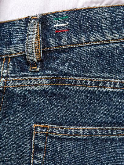 Diesel - D-Strukt 009AR, Medium blue - Jeans - Image 5
