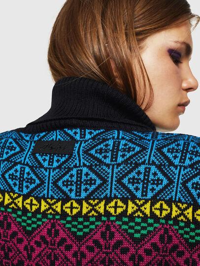 Diesel - M-CV-NORV, Multicolor - Knitwear - Image 5