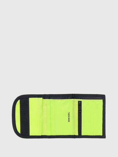 Diesel - YOSHINO LOOP III, Black - Small Wallets - Image 3