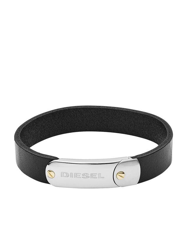 Diesel - DX1113, Black - Bracelets - Image 1