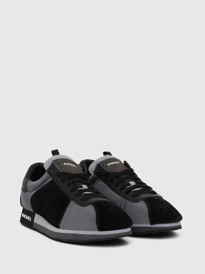 Diesel - S-PYAVE LC, Black - Sneakers - Image 2