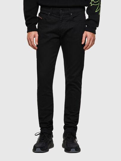 Diesel - D-Strukt 0688H, Black/Dark grey - Jeans - Image 1