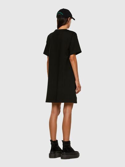 Diesel - D-EYESIE, Black - Dresses - Image 7