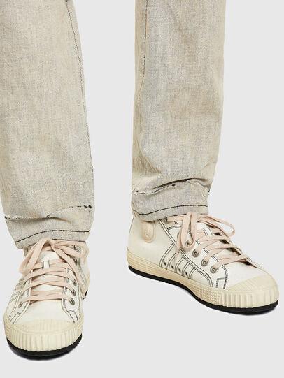 Diesel - D-Kras 09A53, White - Jeans - Image 4