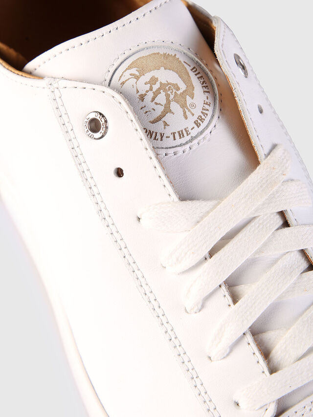 Diesel S-NENTISH LOW, White - Sneakers - Image 6