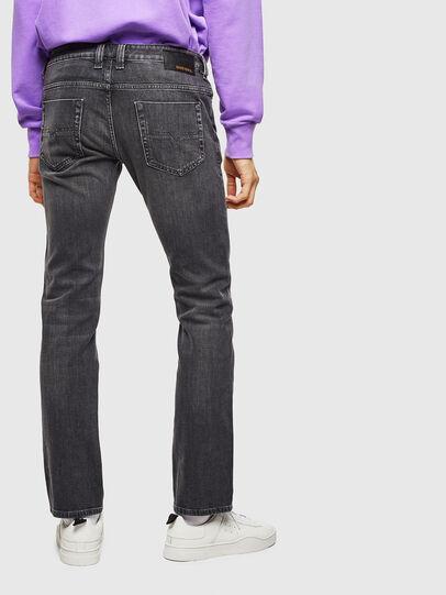 Diesel - Safado 0095I, Black/Dark grey - Jeans - Image 2