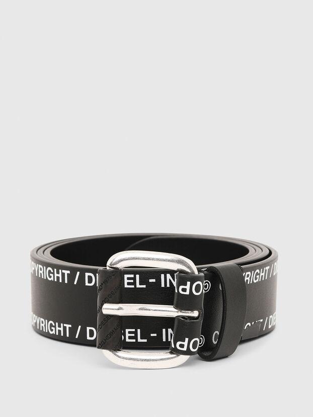 B-FULCOPY, Black - Belts