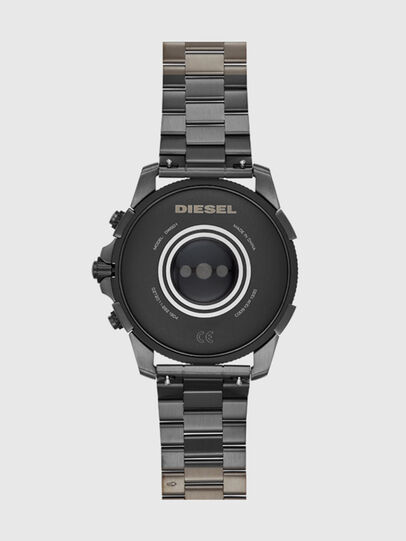 Diesel - DT2011, Metal Grey - Smartwatches - Image 4