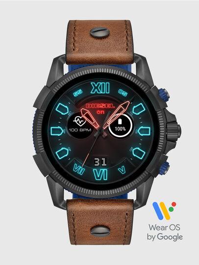 Diesel - DT2009, Brown - Smartwatches - Image 1