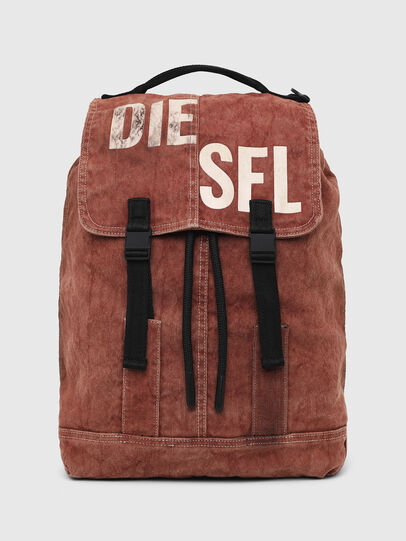 Diesel - GRANYTO BACK, Orange - Backpacks - Image 1