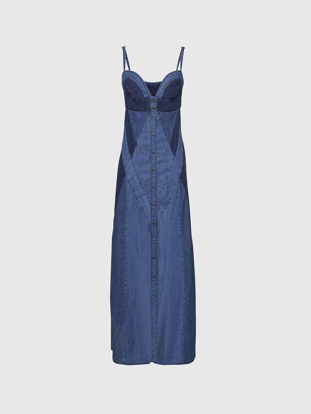 DE-ARYNA, Medium blue - Dresses