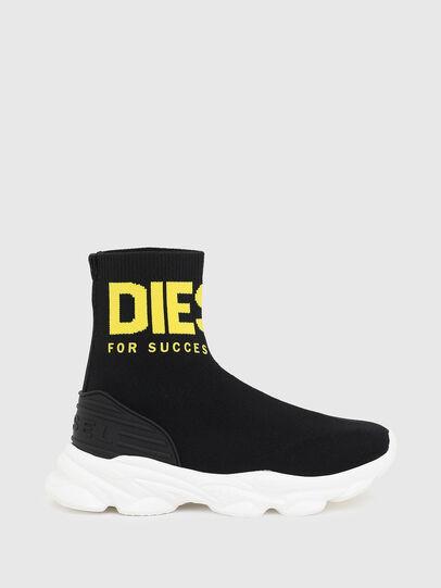 Diesel - S-SERENDIPITY SO MID, Beige/Yellow - Footwear - Image 1