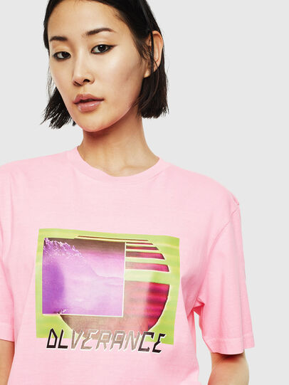 Diesel - T-JUST-NEON-S1,  - T-Shirts - Image 6
