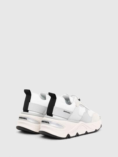 Diesel - S-HERBY LOW, White - Sneakers - Image 3