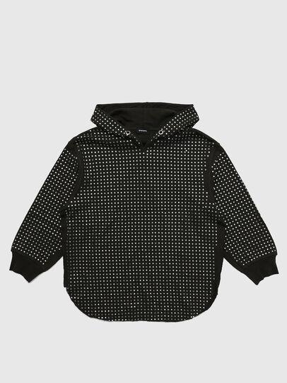 Diesel - SJSTAL, Black - Sweaters - Image 1