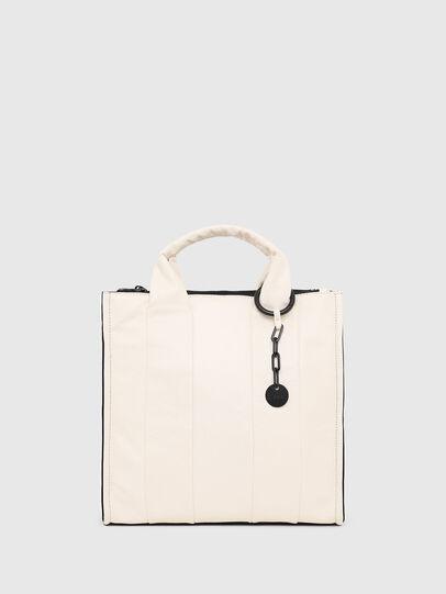 Diesel - HAUNYA, White - Shopping and Shoulder Bags - Image 1