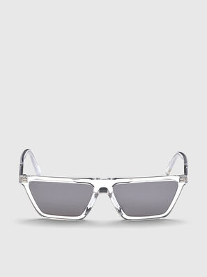 DL0304, White - Sunglasses
