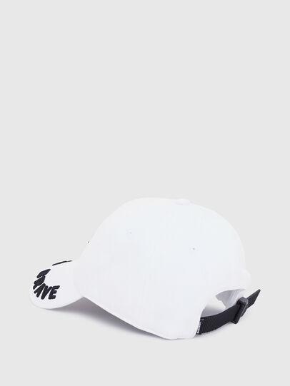 Diesel - CEPHO, White - Caps - Image 2