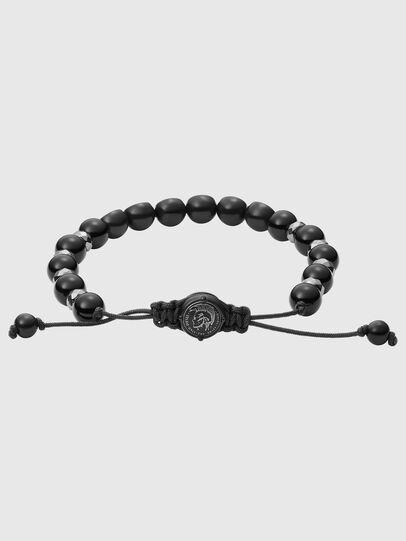 Diesel - DX1268, Black - Bracelets - Image 2