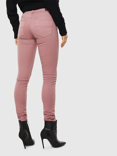 Diesel - D-Roisin 0096H, Hot pink - Jeans - Image 2