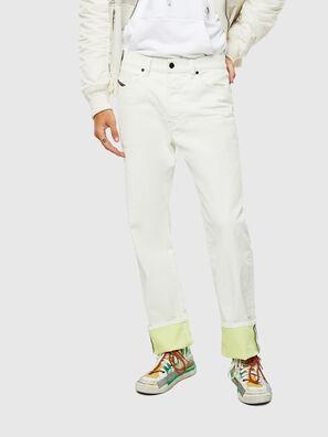 D-Macs 069MS, White - Jeans