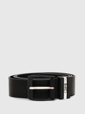 B-HIDDEN, Black - Belts