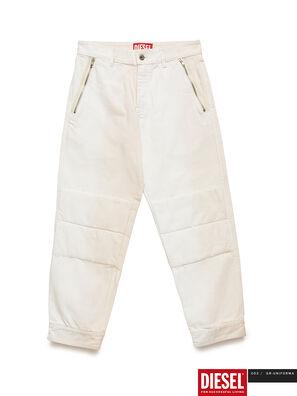 GR02-P301, White - Pants