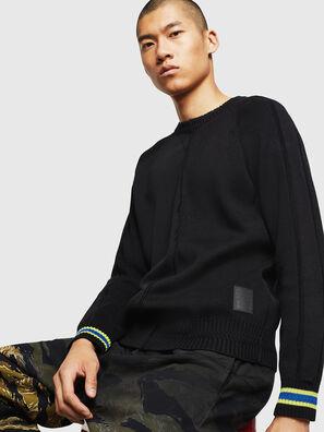K-BOX, Black - Knitwear