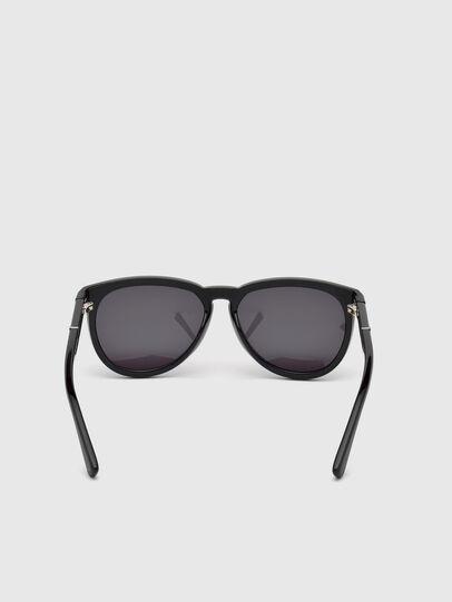 Diesel - DL0272, Black - Kid Eyewear - Image 4