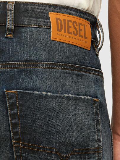 Diesel - Krooley JoggJeans 069NS, Dark Blue - Jeans - Image 4