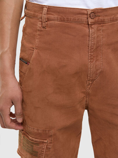 Diesel - D-Krett JoggJeans® 069RJ, Light Brown - Jeans - Image 3
