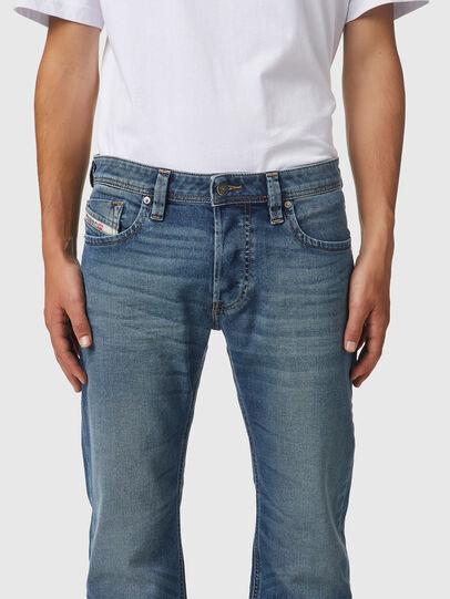 Diesel - Larkee 009EI, Medium blue - Jeans - Image 3
