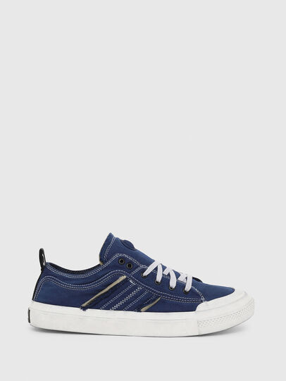 Diesel - S-ASTICO LOW LACE, Blue - Sneakers - Image 1