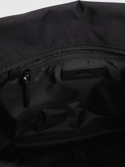 Diesel - SOLIGO, Black - Travel Bags - Image 5