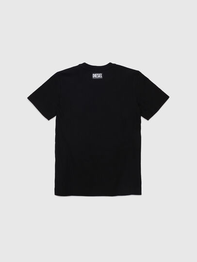 Diesel - TSILYYC, Black - T-shirts and Tops - Image 2