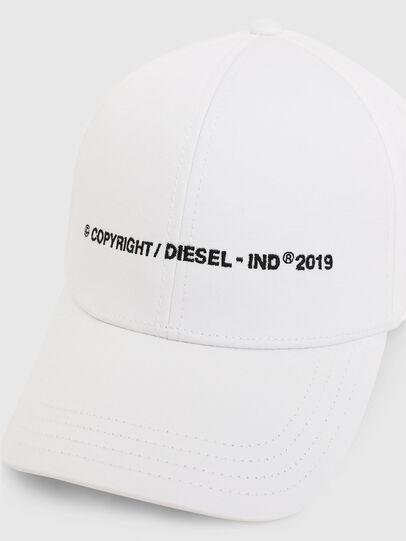 Diesel - CIMAXI, White - Caps - Image 3